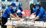 Thành lập đội hình tình nguyện lưu thông, phân phối hàng hóa mùa dịch