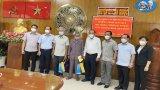 Phó Thủ tướng Chính phủ - Trương Hòa Bình: Thăm, tặng quà đối tượng chính sách tại tỉnh Long An