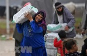 Mỹ chi 100 triệu USD hỗ trợ di cư khẩn cấp người Afghanistan