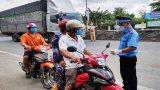 Long An: Hỗ trợ phối hợp thực hiện việc đưa người lao động, người dân trở về địa phương