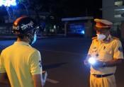TP.Tân An xử phạt vi phạm hành chính 394 trường hợp ra đường khi không thật sự cần thiết