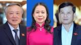 Trình nhân sự bầu Phó Chủ tịch nước, Chánh án TAND và Viện trưởng VKSND tối cao