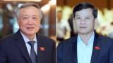 Ông Nguyễn Hòa Bình và Lê Minh Trí giữ chức Chánh án TAND, Viện trưởng VKSND tối cao