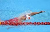 Olympic Tokyo 2020: Kình ngư Ánh Viên thất bại nội dung 200m bơi tự do