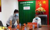 Kênh hội nghị trực tuyến các điểm cầu thuộc Viettel Long An và Metfone Campuchia có chất lượng đường truyền tốt