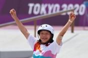 Ván trượt lần đầu tiên trong lịch sử xuất hiện tại Olympic