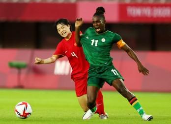 """Bóng đá Trung Quốc có thể """"thất bại toàn diện"""" ở Olympic Tokyo 2020"""