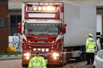 Essex lorry deaths: Man ordered to pay compensation to victims' families
