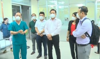 Thành lập bệnh viện hồi sức bệnh nhân Covid-19 tại Bệnh viện Đa khoa khu vực Hậu Nghĩa