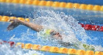 Kình ngư Australia Kaylee McKeown phá kỷ lục Olympic