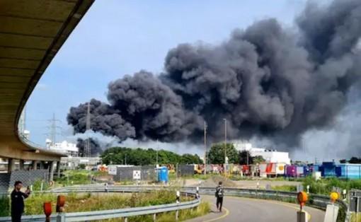 Đức: Nổ tại khu công nghiệp sản xuất hóa chất, một số người bị thương
