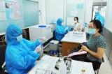 Đến 27/7, Long An tiêm được trên 18.700 liều vắc-xin trong đợt 4/2021