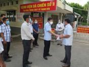 HĐND tỉnh Long An: Đồng hành với công tác phòng, chống dịch