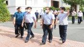 Bộ trưởng Bộ Y tế - Nguyễn Thanh Long khảo sát thành lập Trung tâm Hồi sức tại Long An