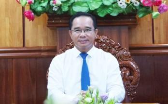 Bí thư Tỉnh ủy Long An kêu gọi các tầng lớp nhân dân tình nguyện đăng ký tham gia các hoạt động chống dịch