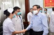 Thủ tướng chỉ đạo triển khai phương án chi viện nhân lực y tế phòng chống dịch Covid-19