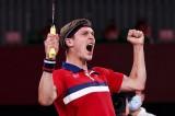 Tay vợt Đan Mạch phá thế thống trị của cầu lông nam châu Á ở Olympic