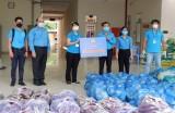 Liên đoàn Lao động tỉnh Long An hỗ trợ nông sản cho đoàn viên, người lao động TP.Hồ Chí Minh
