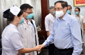 Thủ tướng yêu cầu tăng cường các biện pháp phòng, chống dịch COVID-19
