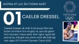 Những con số ấn tượng và đặc biệt nhất ở Olympic Tokyo 2020
