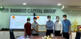 Tập đoàn Bamboo Capital tặng tỉnh Long An 50.000 bộ kit test Covid-19