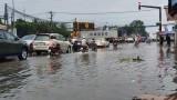 Hệ thống thoát nước đường giao thông còn bất cập, tiềm ẩn tai nạn giao thông