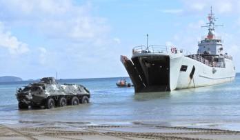 Hải đội 3, Lữ đoàn 125, Vùng 2 Hải quân: Hoàn thành xuất sắc nhiệm vụ huấn luyện