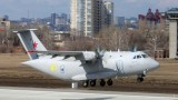 Máy bay quân sự Nga lao xuống đất nổ tung, toàn bộ phi hành đoàn tử nạn