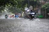 Thời tiết ngày 19/8: Bắc Bộ và Bắc Trung Bộ có mưa dông, nhiều nơi mưa to