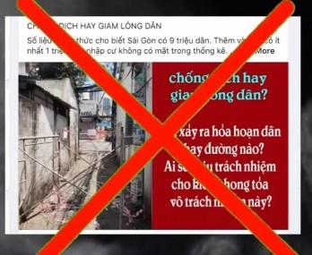"""Lá bài """"dân chủ"""" """"nhân quyền"""" không thể hạ thấp quyết tâm chống dịch của Việt Nam"""
