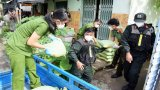 Cần Giuộc: Gần 1.200 nhà trọ giảm giá thê trọ trên 7,4 tỉ đồng