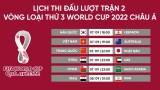Lịch thi đấu vòng loại World Cup 2022: ĐT Việt Nam đấu ĐT Australia vào giờ vàng