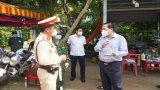 Phó Chủ tịch UBND tỉnh – Nguyễn Minh Lâm kiểm tra tình hình thực hiện Chỉ thị số 15/CT-TTg tại Kiến Tường, Mộc Hóa
