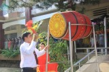 Long An: Six localities hold new school-year opening ceremony via Long An Radio and Television Station