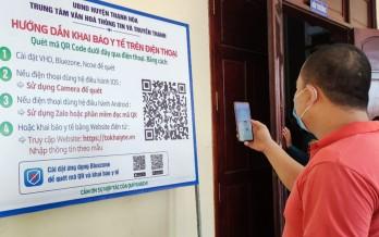 Long An: Tỷ lệ smartphone cài Bluezone trên dân số là 24,86%