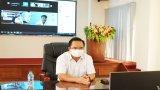 Bí thư Tỉnh ủy - Nguyễn Văn Được đối thoại với nhiều doanh nghiệp