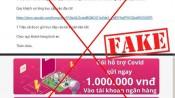 Cảnh báo mạo danh lừa đảo lấy cắp tiền trong ví điện tử