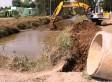Tiếp tục đầu tư xây dựng thêm nhiều công trình ngăn mặn