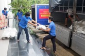 Long An: Huy động nhiều lực lượng, tình nguyện viên tham gia chống dịch