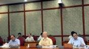 Tổng Bí thư: Chủ động kịch bản và giải pháp cho các khả năng, tình huống