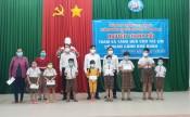 Phó Bí thư Thường trực Tỉnh ủy trao quà Trung thu tại huyện Châu Thành
