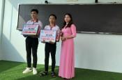 Trường THCS và THPT Nguyễn Văn Rành - Trường bán trú thích hợp cho học sinh học lực từ trung bình