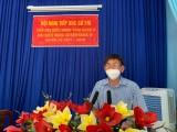 Đại biểu HĐND tỉnh tiếp xúc cử tri huyện Tân Hưng