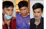 Bắt khẩn cấp 3 đối tượng trộm cắp tại Bạc Liêu