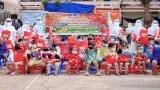 Huyện đoàn Đức Hòa tặng 1.700 phần quà trung thu cho trẻ em có hoàn cảnh đặc biệt