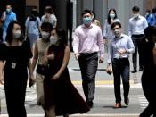 Singapore hơn 1.000 ca nhiễm ngày, Bộ trưởng Y tế nói 'không bất ngờ'