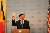 Việt Nam - Đối tác mạnh mẽ của LHQ vì hòa bình và phát triển bền vững