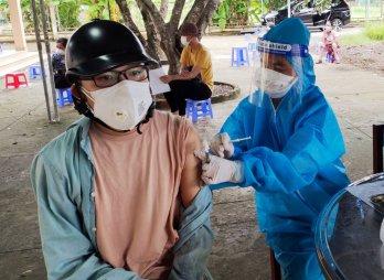 Long An tiếp tục được phân bổ 200.000 liều vắc-xin Vero Cell