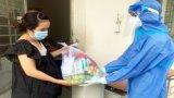 Bệnh viện dã chiến số 22 nỗ lực chăm sóc người bệnh Covid-19