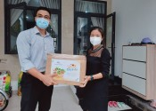 Tập đoàn Thắng Lợi tặng hơn 2.000 thùng quà đến khách hàng trong mùa dịch